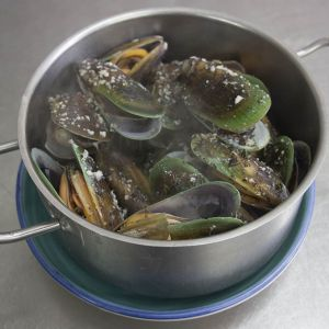 Green Lip Mussel Menu 1
